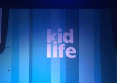 NLC Kid Life Wall